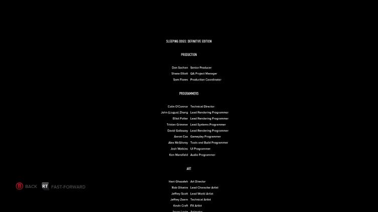 Sleeping Dogs: Definitive Edition Screenshot 2
