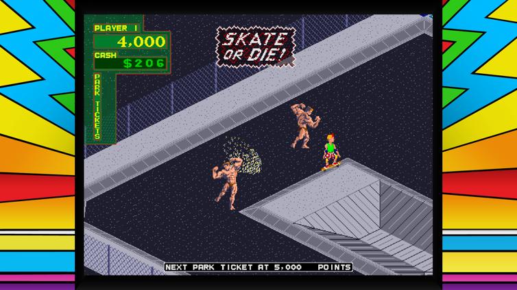 Midway Arcade Origins Screenshot 3