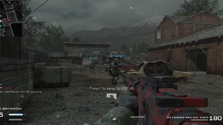 Call of Duty: Modern Warfare Remastered (Win 10) Screenshot 1