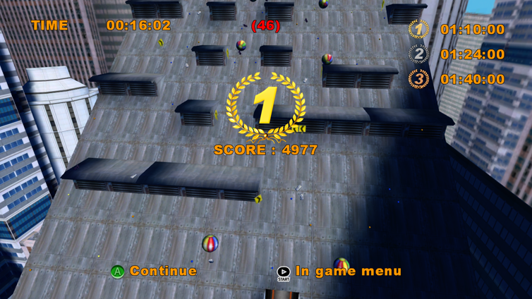Mad Tracks Screenshot 3