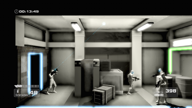 Shadow Complex Screenshot 3
