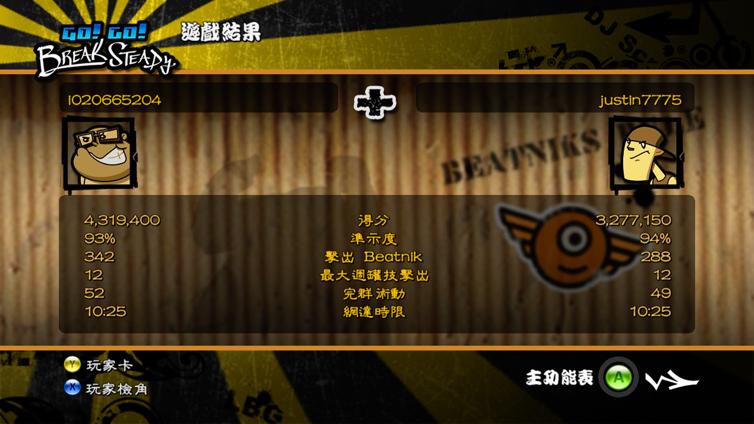 Go! Go! Break Steady Screenshot 1