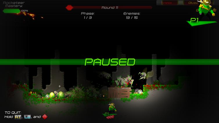 Blast Brawl 2: Bloody Boogaloo Screenshot 3