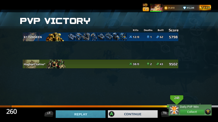 AirMech Arena Screenshot 4