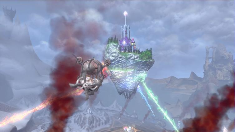 Kameo: Elements of Power Screenshot 2