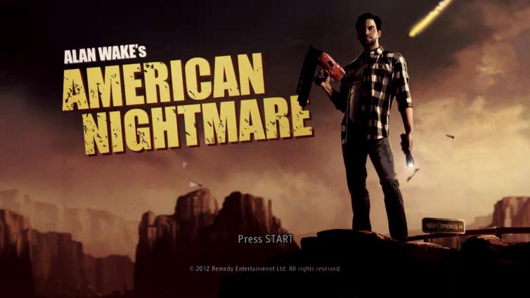 Alan Wake's American Nightmare Screenshot 4