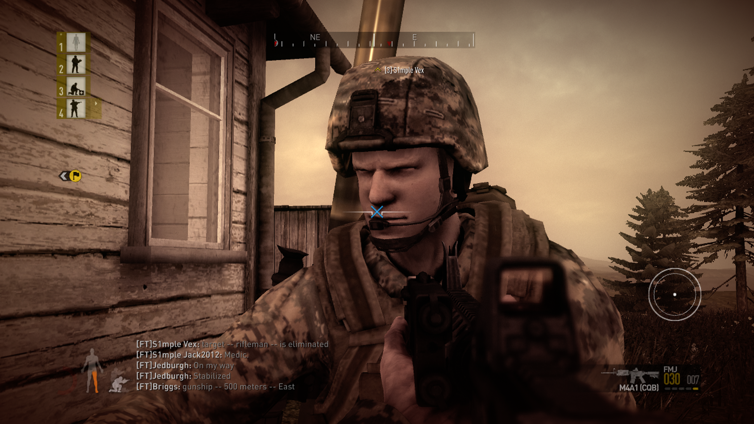 Operation Flashpoint: Dragon Rising Screenshot 4