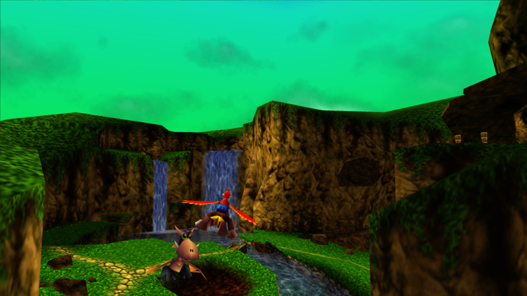 Banjo-Tooie Screenshot 2