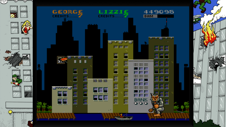 Midway Arcade Origins Screenshot 2