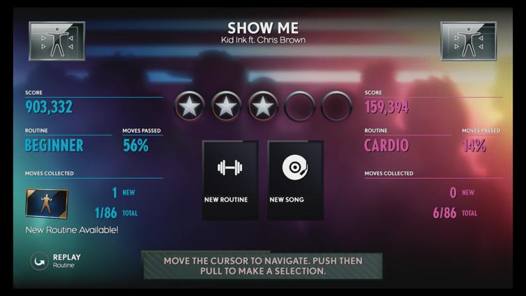 Dance Central: Spotlight Screenshot 1