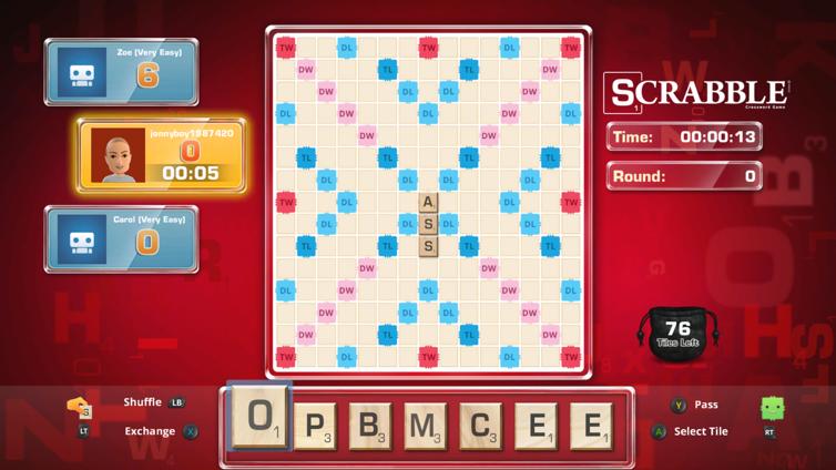 Scrabble Screenshot 4