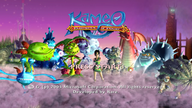 Kameo: Elements of Power Screenshot 1