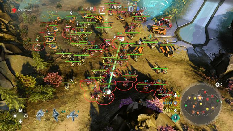 Halo Wars 2 News, Achievements, Screenshots and Trailers