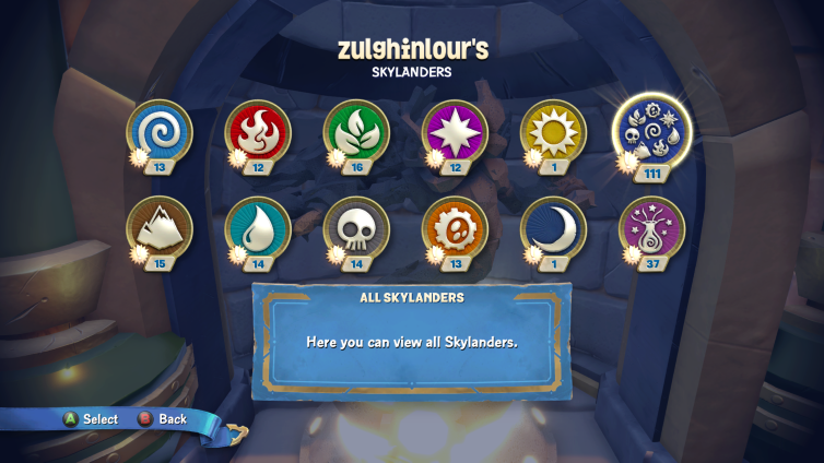 Skylanders SuperChargers Screenshot 3