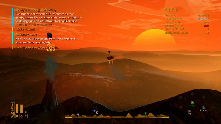 The Long Journey Home Screenshot 3