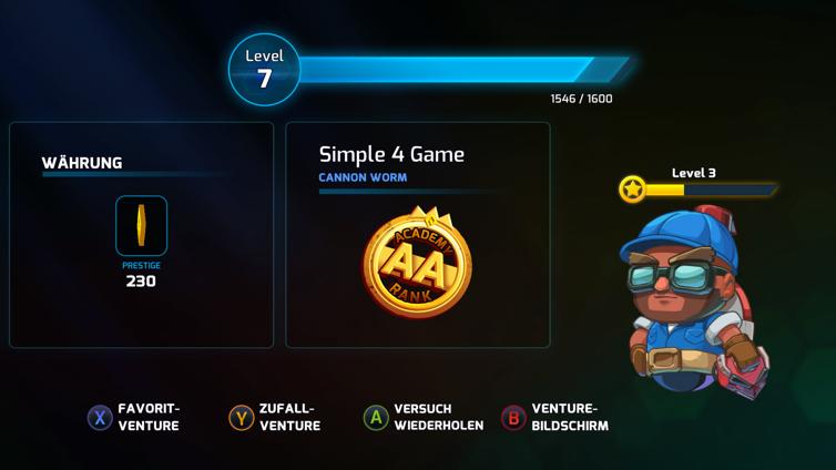 Next Up Hero Screenshot 3