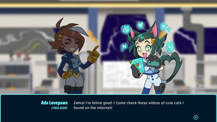 Double Cross Screenshot 3