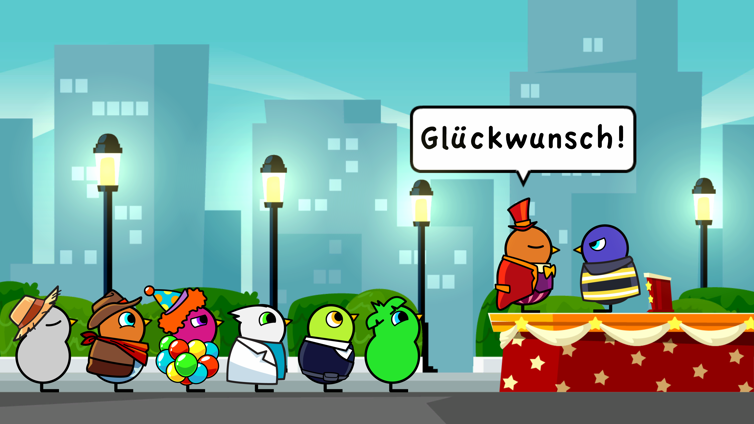 Duck Life: Battle Screenshot 1
