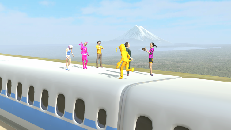 Nippon Marathon Screenshot 1