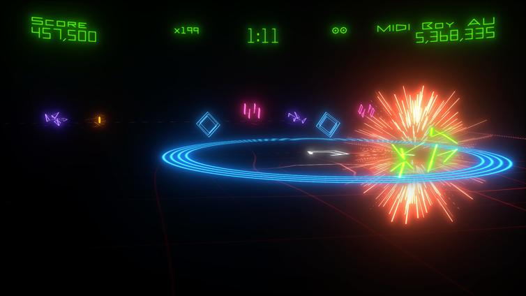 Geometry Wars: Retro Evolved² Screenshot 4