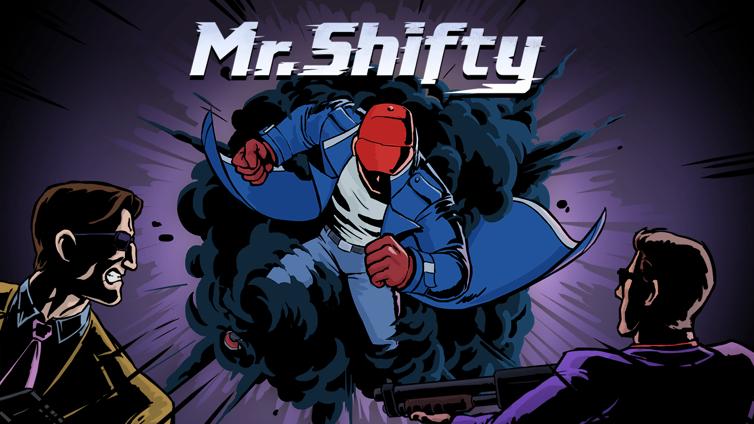 Mr. Shifty Screenshot 1
