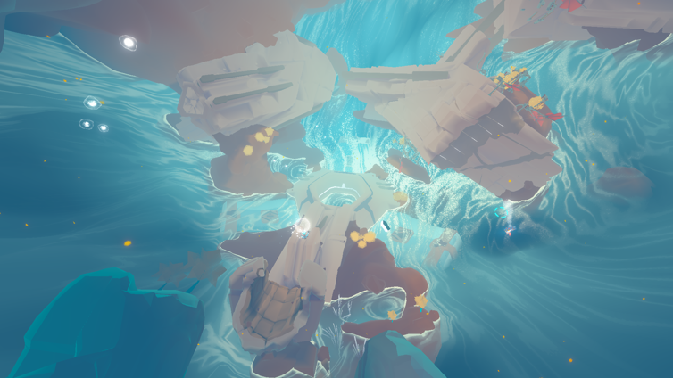 InnerSpace Screenshot 1