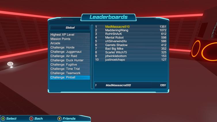 Disco Dodgeball Remix Screenshot 2