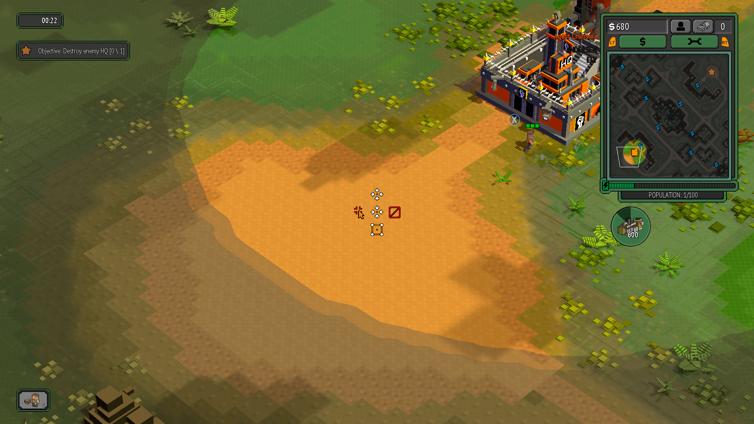 8-Bit RTS Series Screenshot 3