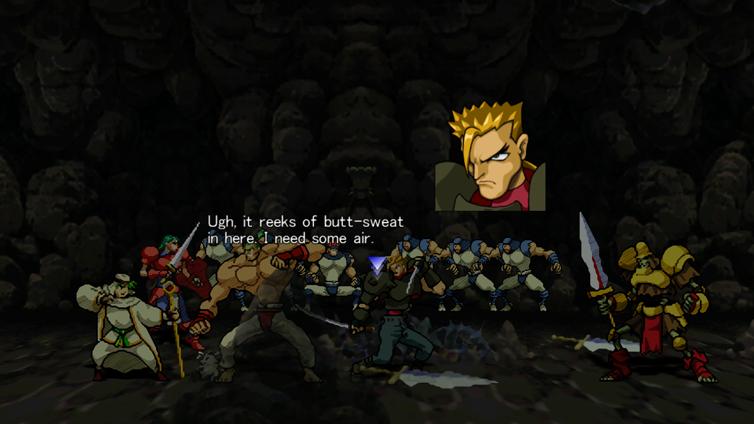 Guardian Heroes Screenshot 4