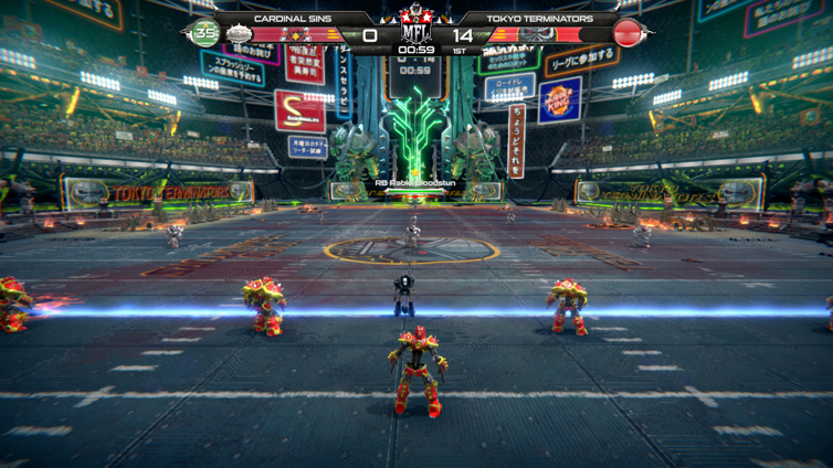 Mutant Football League Screenshot 4