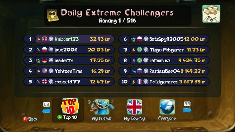 Rayman Legends (Xbox 360) Screenshot 1