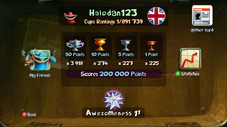 Rayman Legends (Xbox 360) Screenshot 2