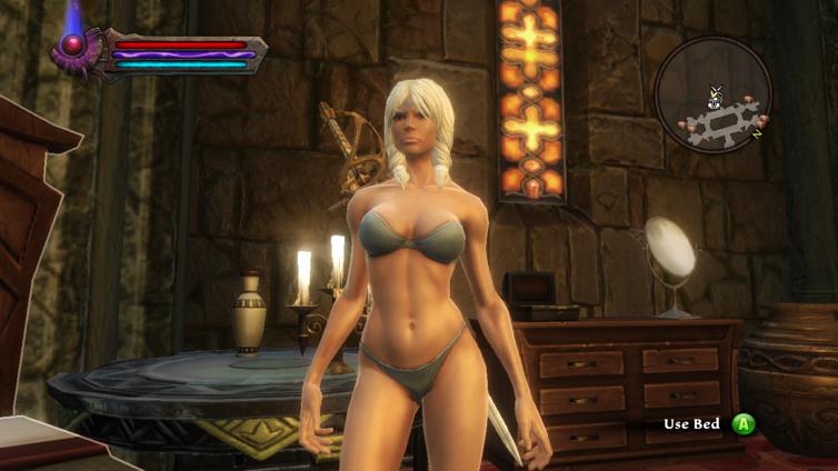 Kingdoms of Amalur: Reckoning Screenshot 1