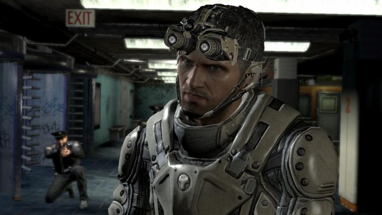 Tom Clancy's Splinter Cell Blacklist Screenshot 1