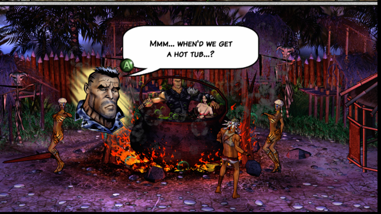 Unbound Saga Screenshot 1