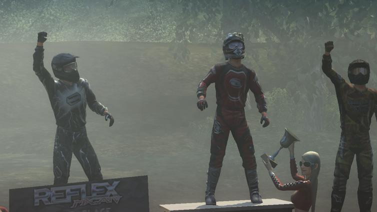 MX vs. ATV: Reflex Screenshot 2