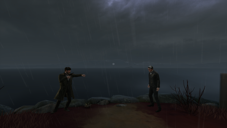 The Invisible Hours Screenshot 1
