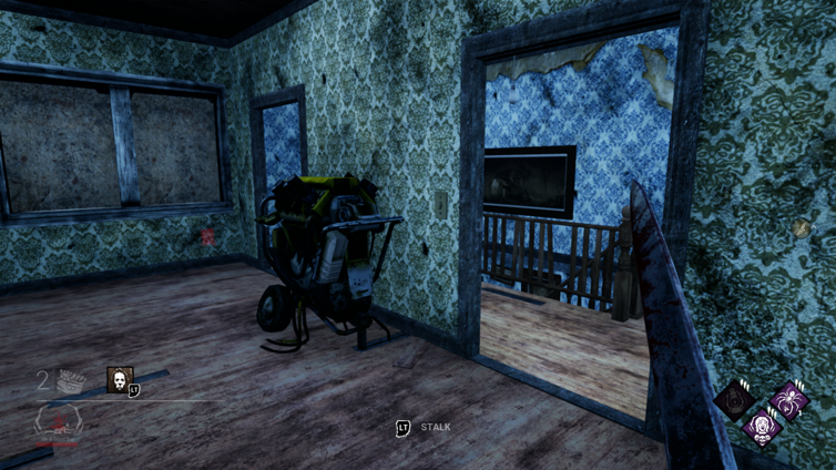 House of Pain Achievement in Dead by Daylight