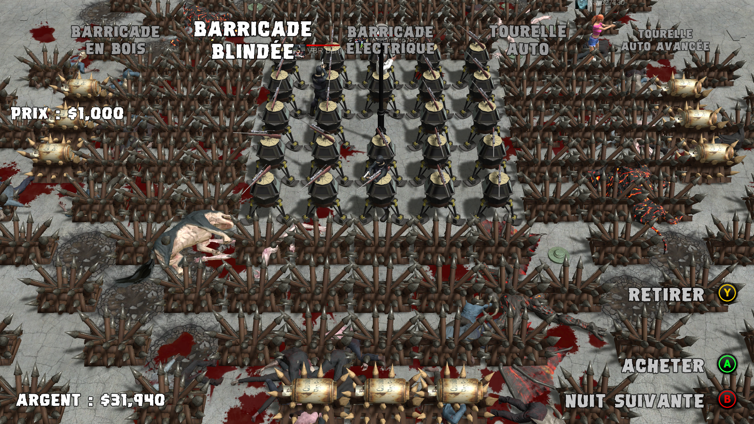 Yet Another Zombie Defense HD Screenshot 1