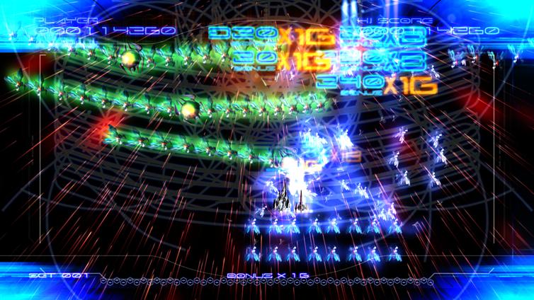 Galaga Legions Screenshot 1