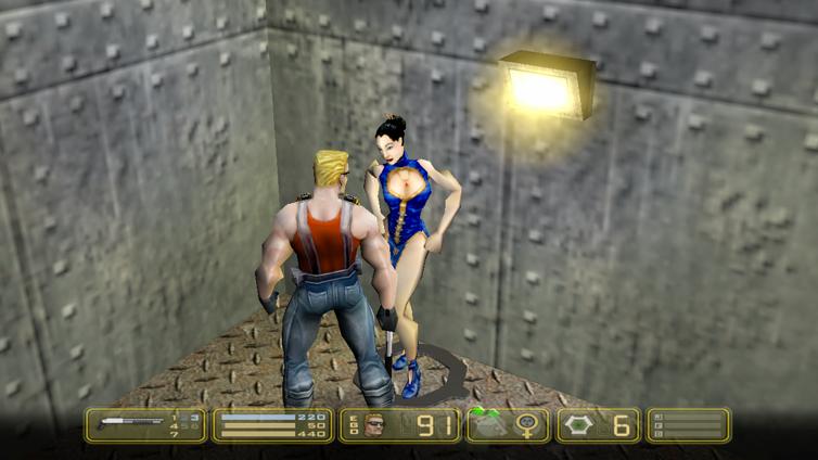 Duke Nukem: Manhattan Project Screenshot 4