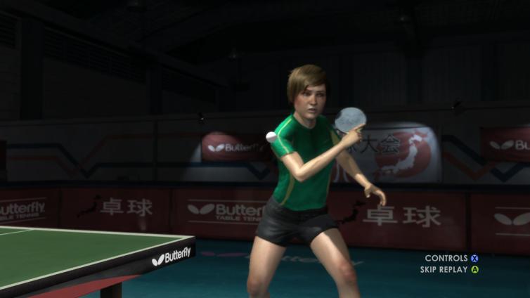 Rockstar Table Tennis Screenshot 4