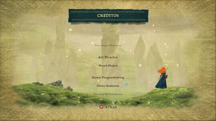 Disney Pixar Brave: The Video Game Screenshot 4
