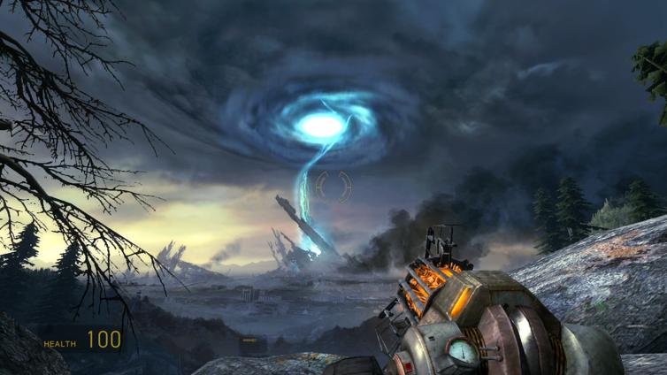 The Orange Box Screenshot 2