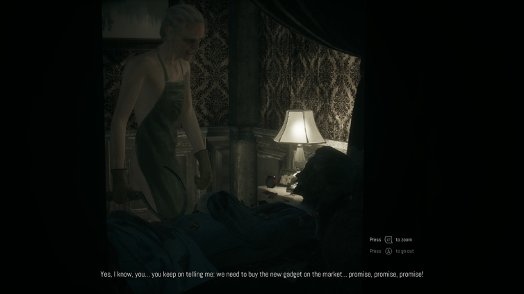 Remothered: Tormented Fathers Screenshot 4