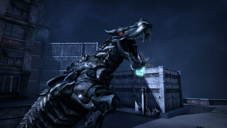 Transformers: Rise of the Dark Spark Screenshot 1
