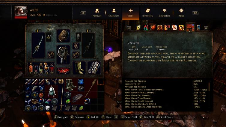 Path of Exile Screenshot 3