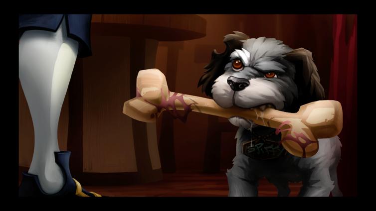 The Secret of Monkey Island: Special Edition Screenshot 1