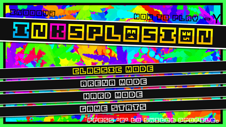 InkSplosion Screenshot 1