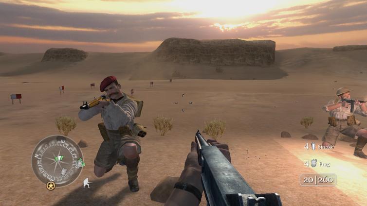 Call of Duty 2 Screenshot 4